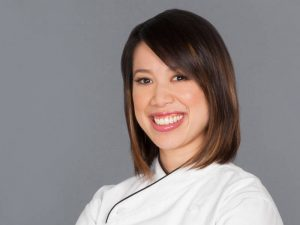 A picture of 2012 Master Chef, Christine Ha